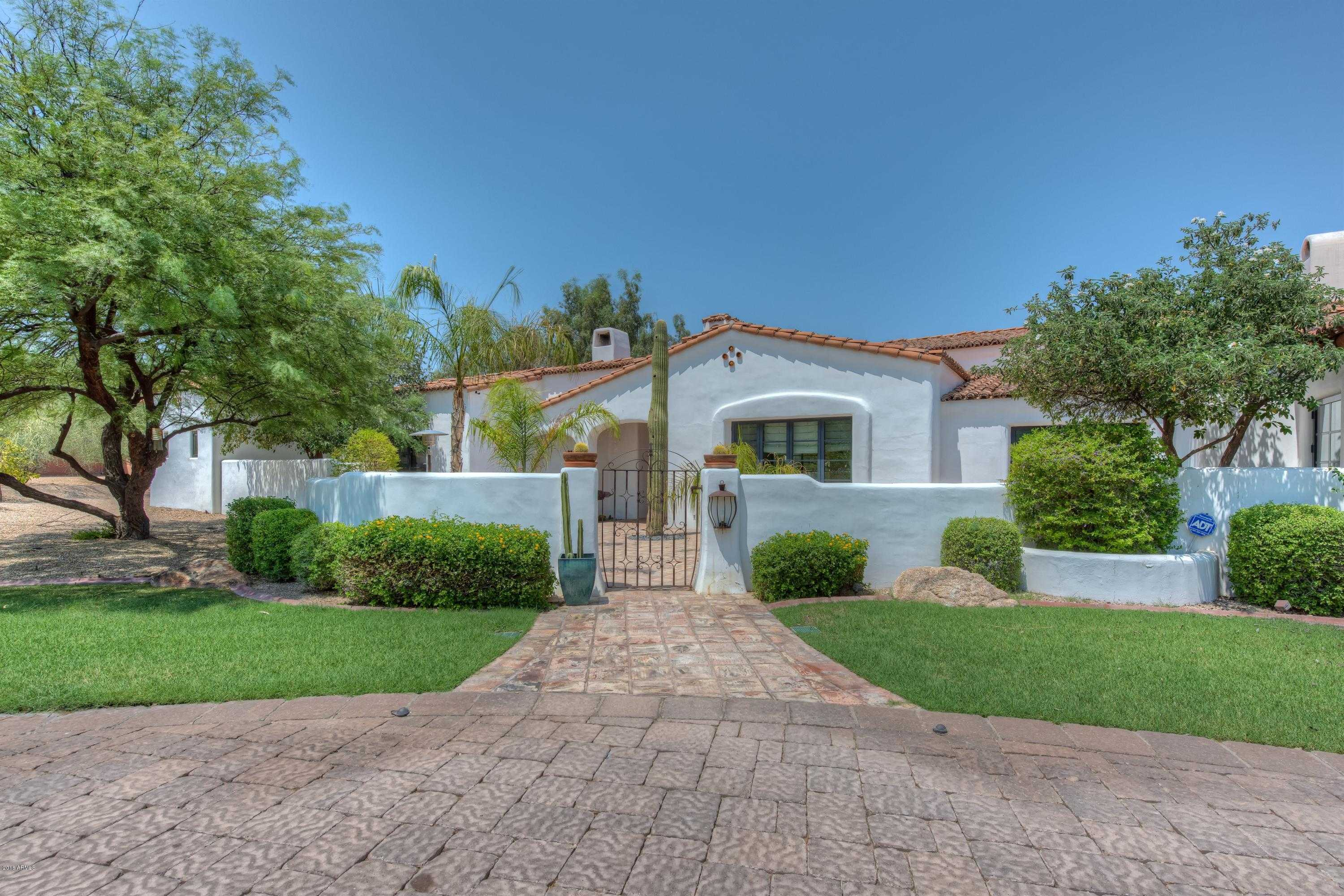 $2,600,000 - 5Br/5Ba - Home for Sale in Cheney Manor Lot 1-8, Paradise Valley