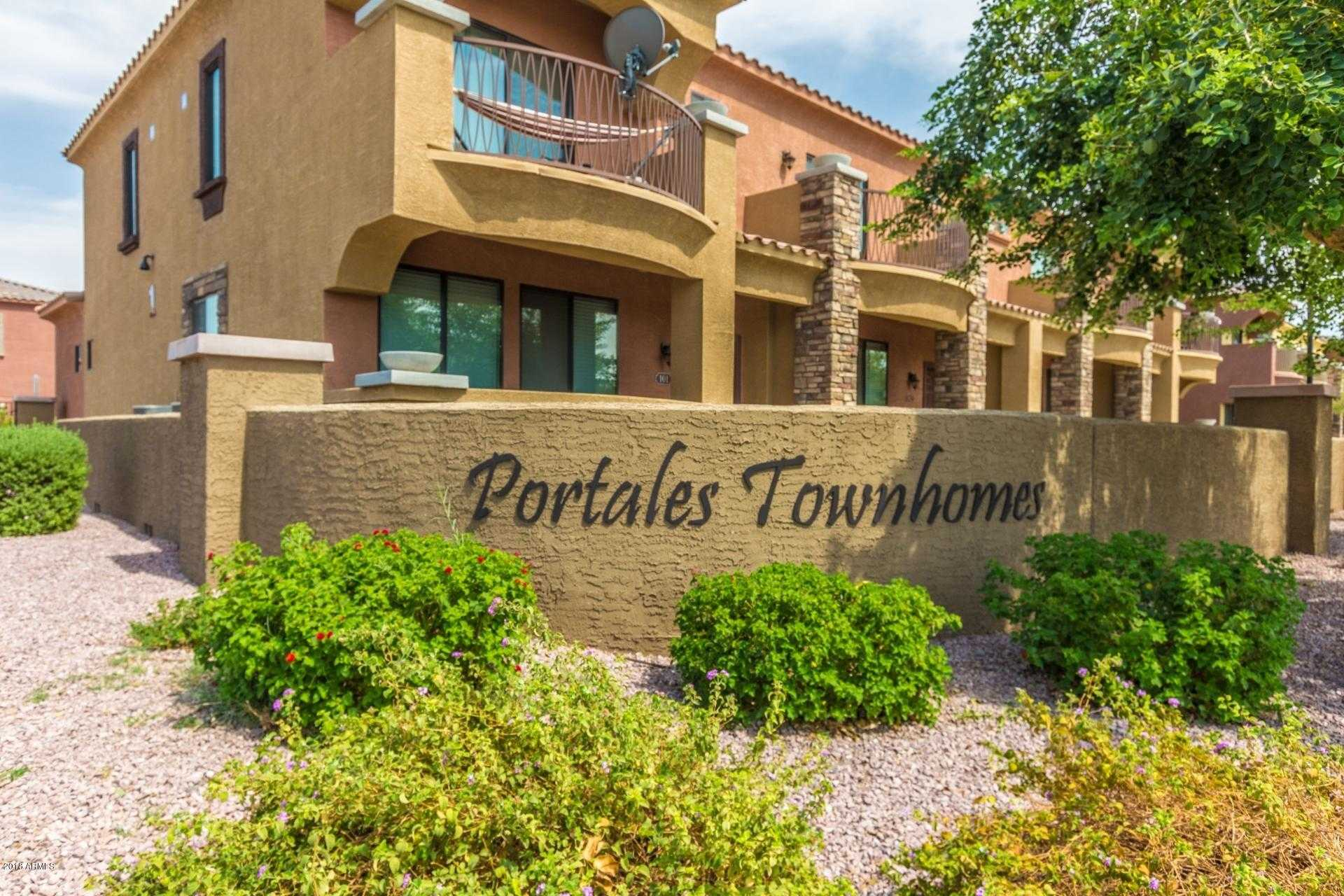 $204,000 - 3Br/3Ba -  for Sale in Portales Townhome Condominiums, Glendale