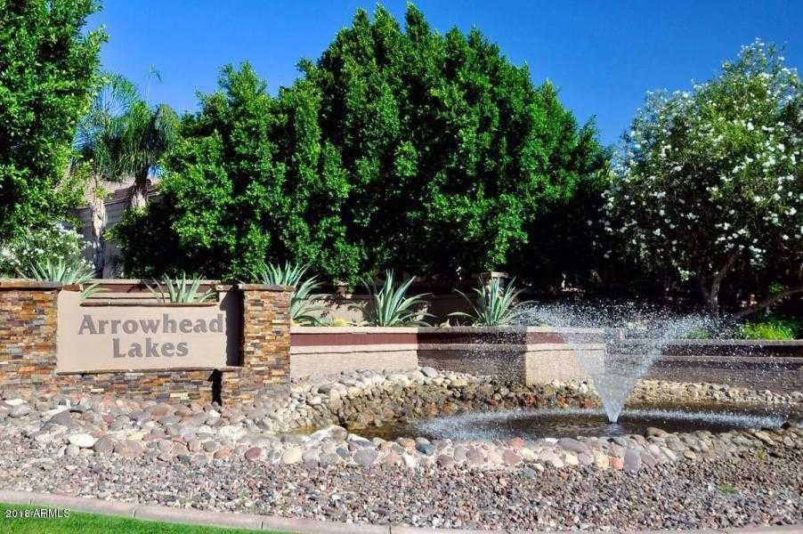 $800,000 - 5Br/3Ba - Home for Sale in Arrowhead Lakes Unit 6a Amd, Glendale