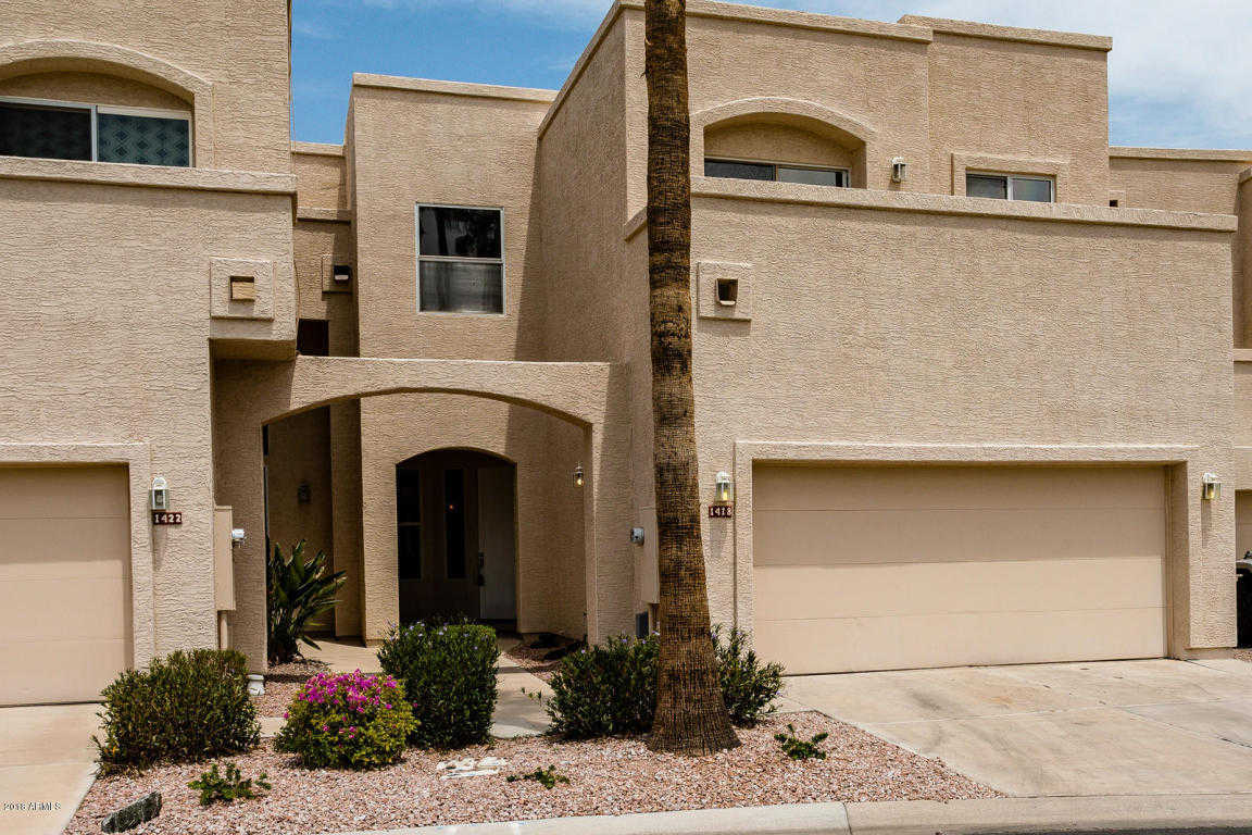 $385,000 - 3Br/3Ba -  for Sale in Townhomes On Coral Reef Lot 1-53 Tract A-g, Gilbert