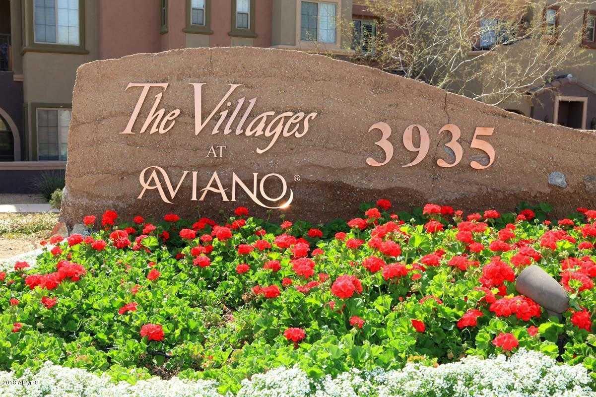 - 3Br/3Ba -  for Sale in Villages At Aviano Condominium, Phoenix