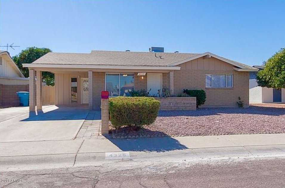 $221,900 - 4Br/2Ba - Home for Sale in Continental North 6, Glendale