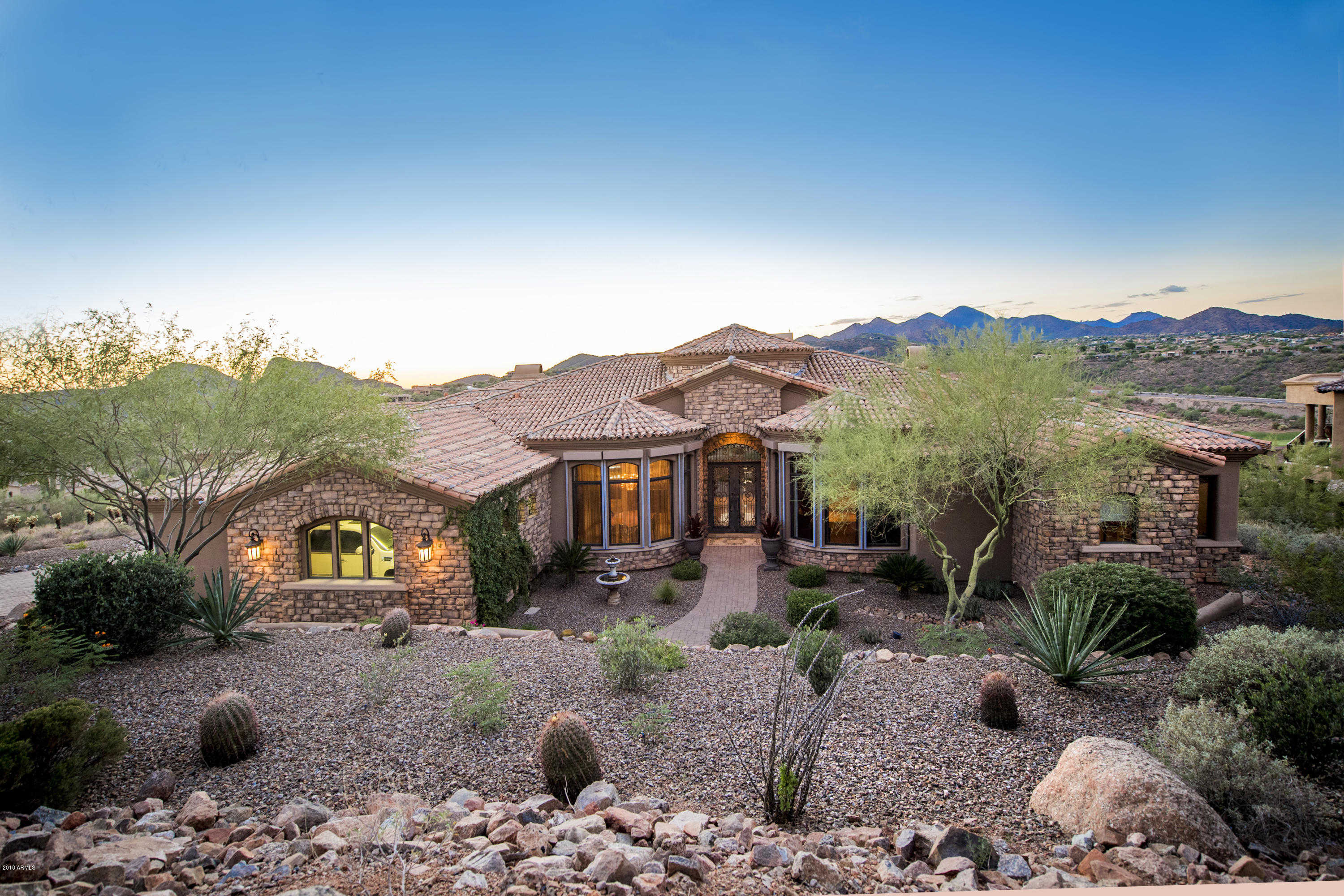 $1,890,000 - 4Br/5Ba - Home for Sale in Firerock, Fountain Hills