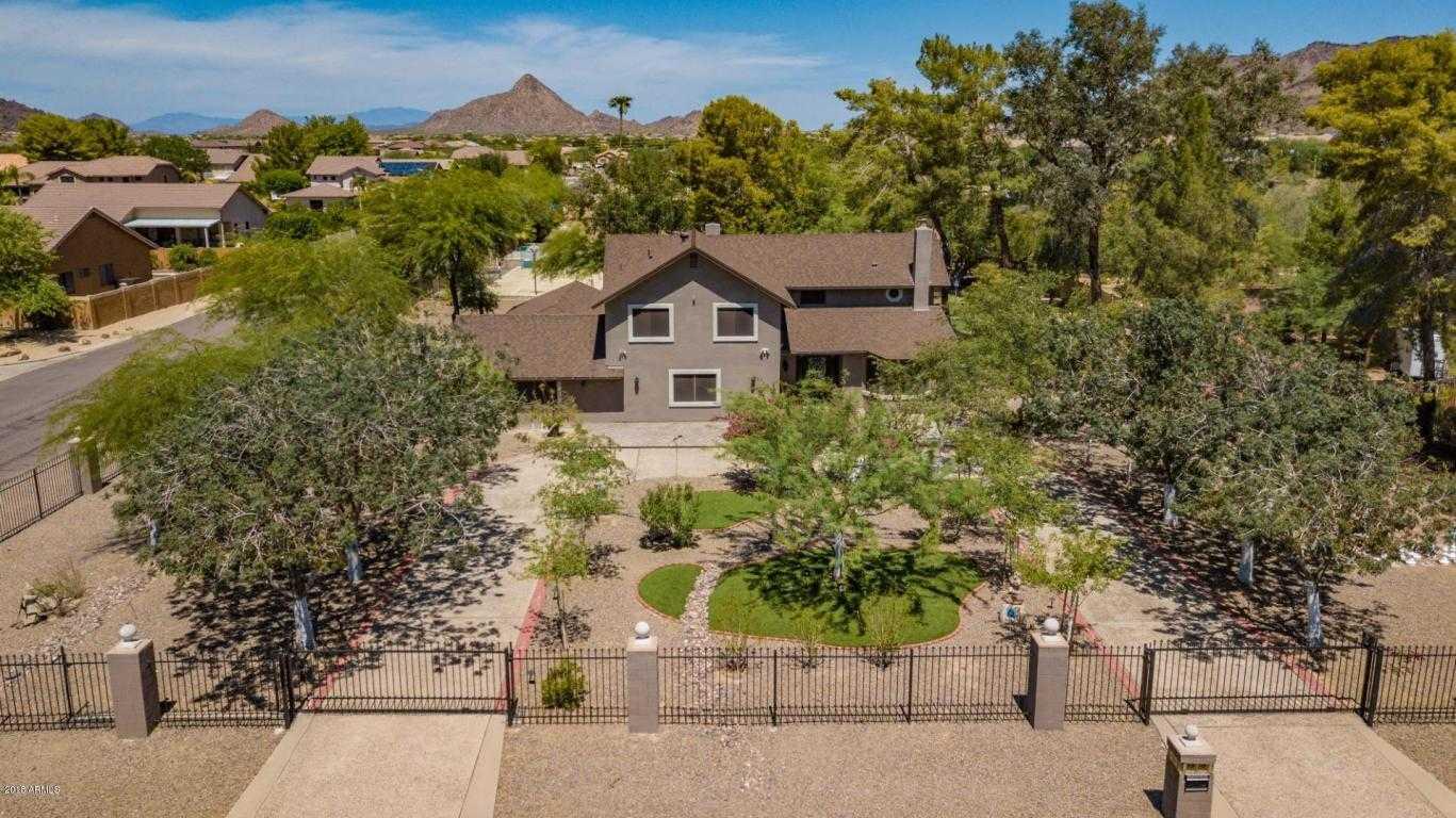 $725,000 - 5Br/3Ba - Home for Sale in Saddleback Meadows Unit 8, Glendale
