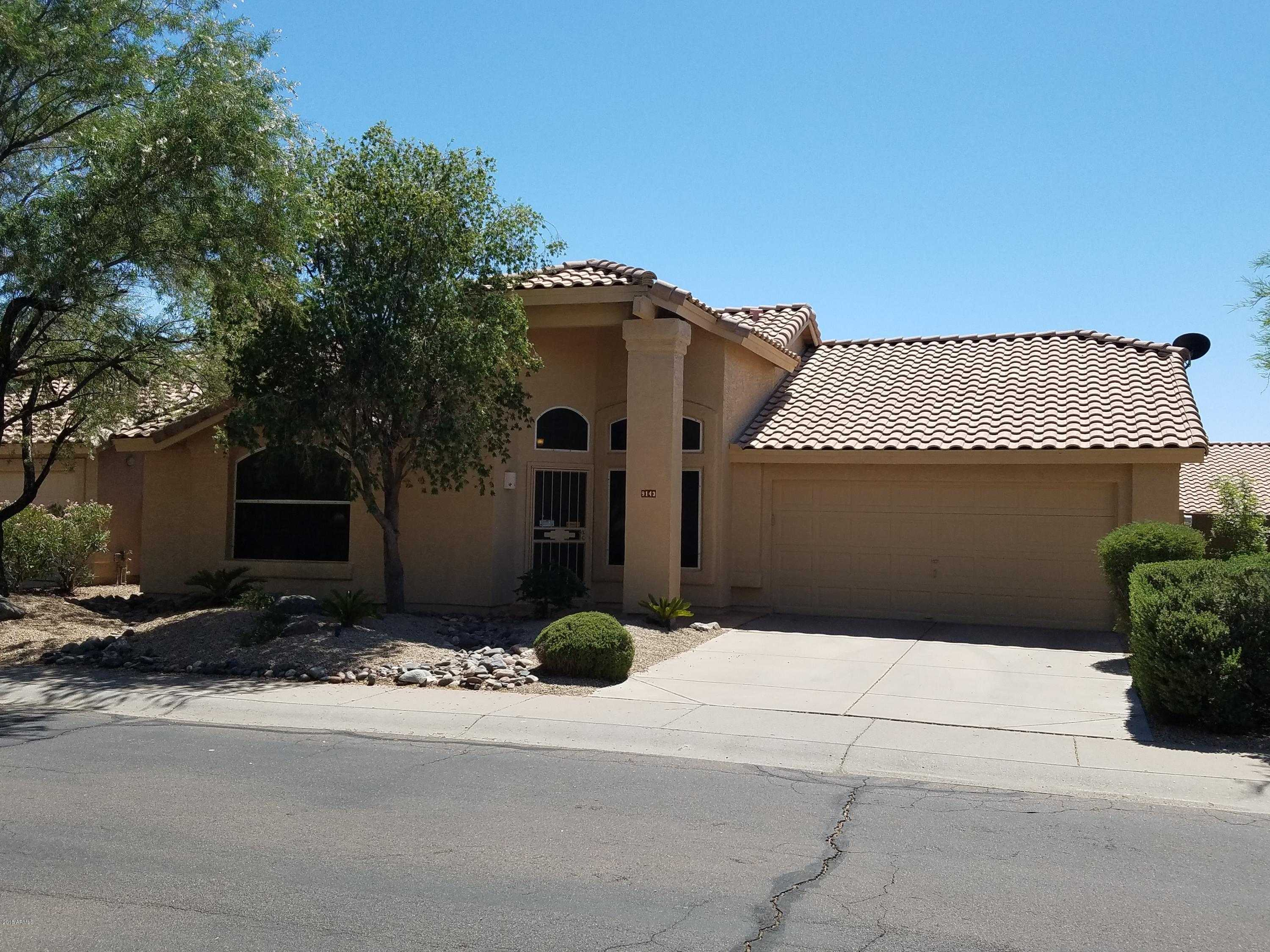 $374,900 - 2Br/2Ba - Home for Sale in Cliffs At Ironwood Village Unit 2 59-156 A-h, Scottsdale