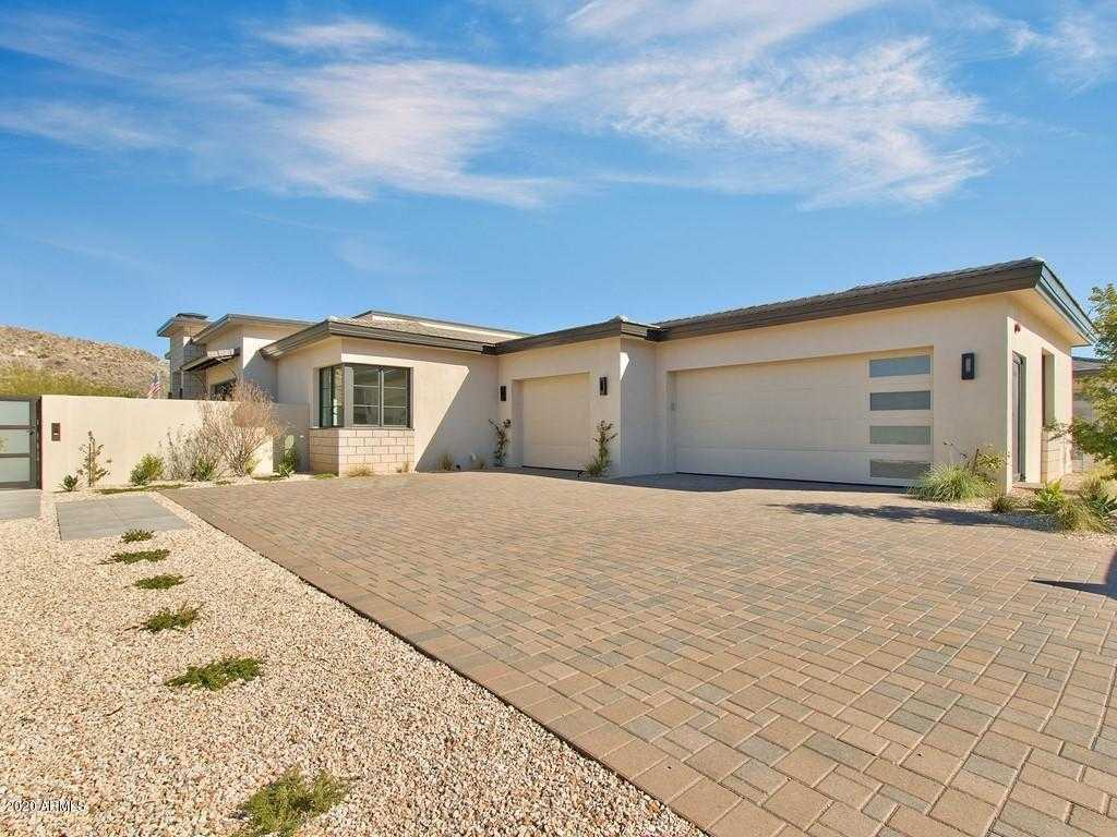 $2,195,000 - 2Br/3Ba - Home for Sale in The Village At Mountain Shadows, Paradise Valley