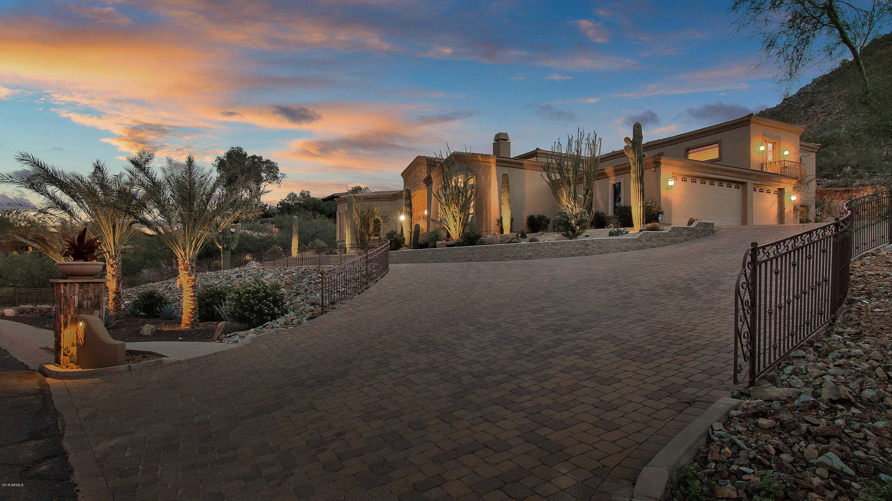 $2,395,000 - 5Br/6Ba - Home for Sale in Clearwater Hills 2 Private Roads, Paradise Valley