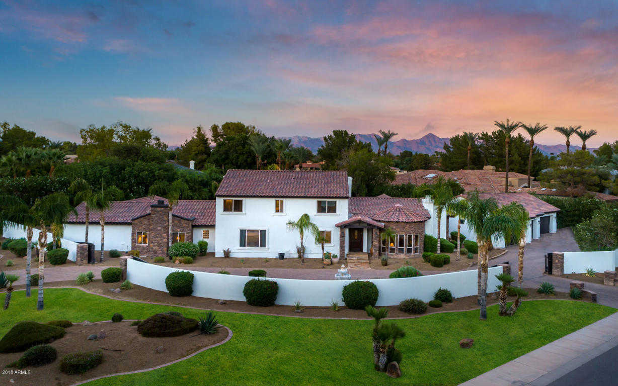 $2,195,000 - 6Br/6Ba - Home for Sale in Morning Glory Estates Lot 1-12, Paradise Valley