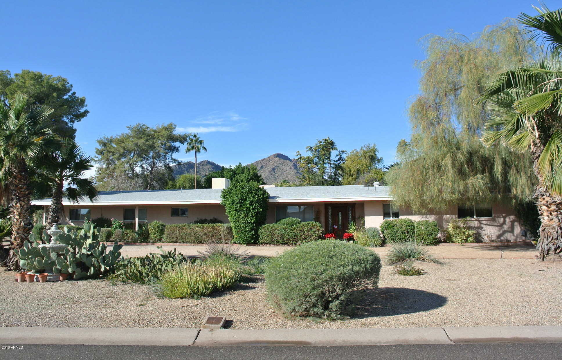 $900,000 - 4Br/3Ba - Home for Sale in San Marino Villa, Paradise Valley