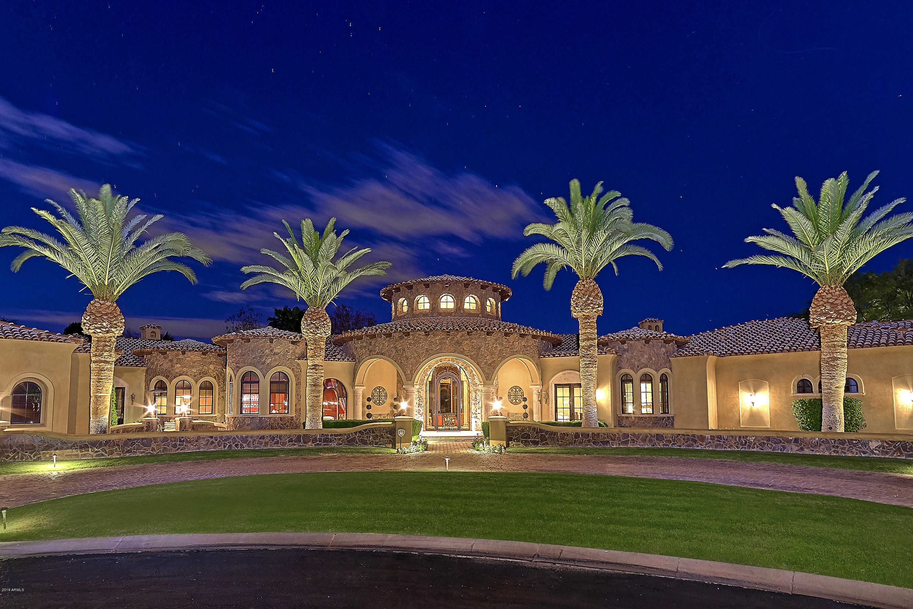 $3,495,000 - 5Br/7Ba - Home for Sale in Hidden Paradise, Paradise Valley