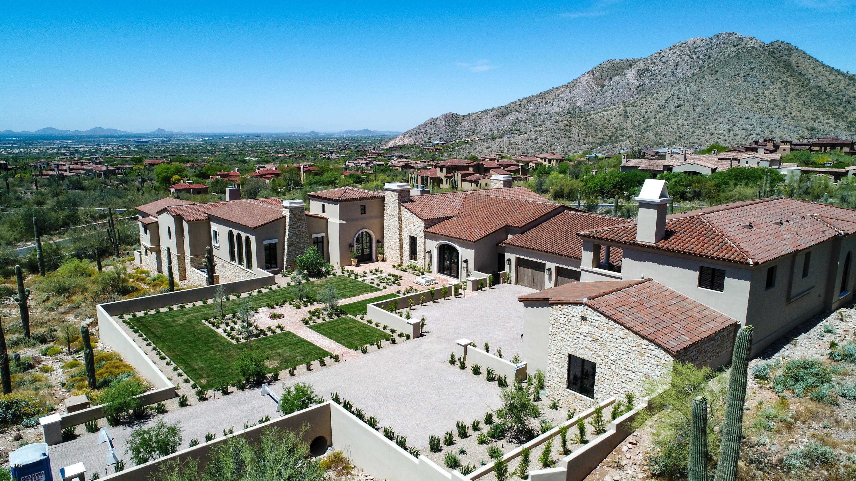 $8,700,000 - 5Br/8Ba - Home for Sale in Silverleaf, Scottsdale
