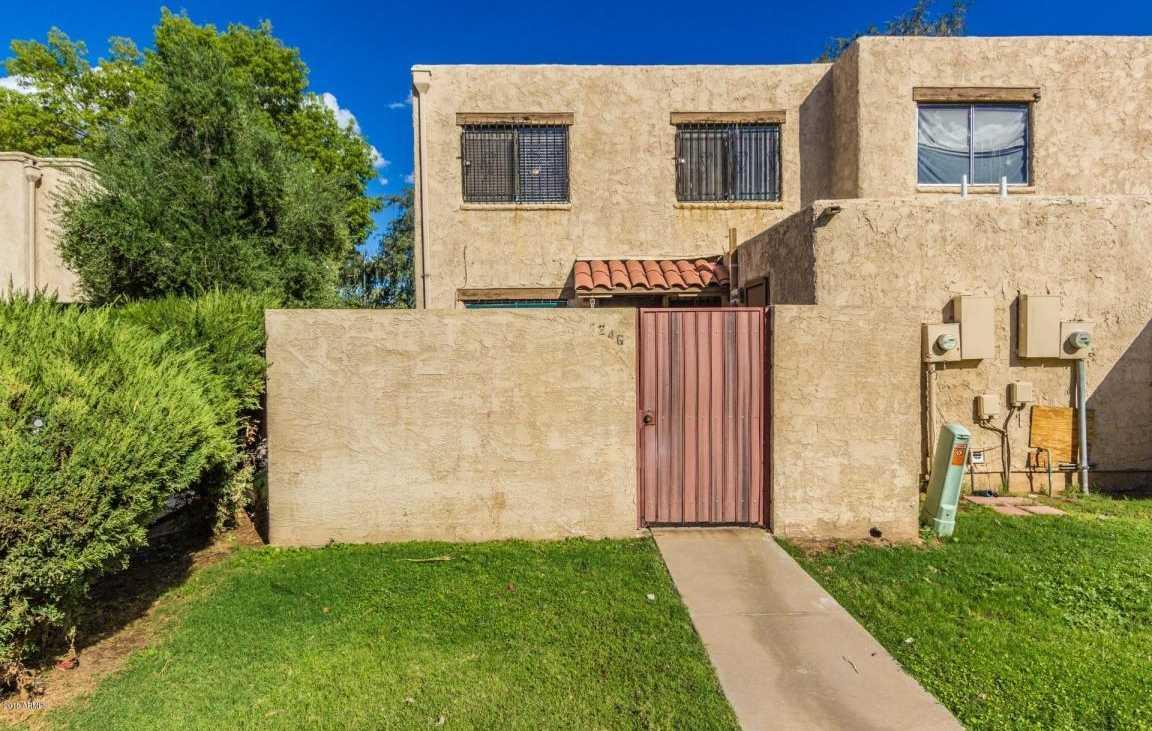 $74,000 - 2Br/1Ba -  for Sale in Hallcraft Villas West 4 /condominium/, Phoenix