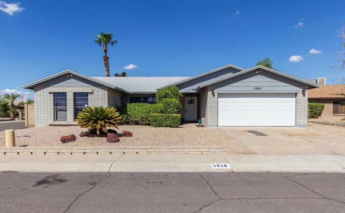 $324,500 - 5Br/3Ba - Home for Sale in Royal Estates West 5 Lot 275-346, Glendale