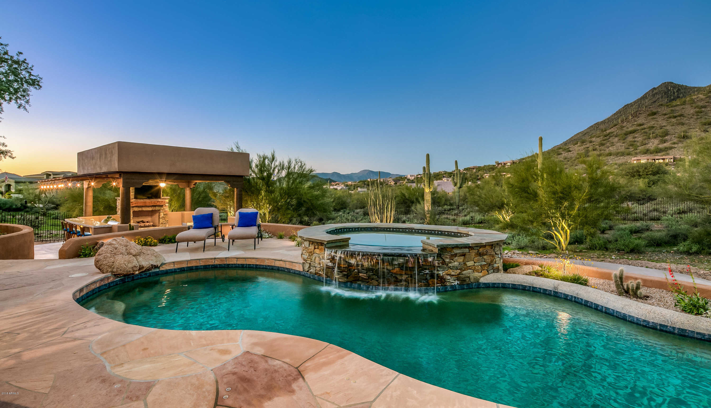 $1,175,000 - 4Br/5Ba - Home for Sale in Los Reales At Carefree, Carefree