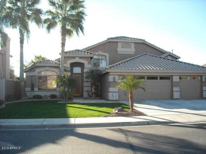 $550,000 - 5Br/3Ba - Home for Sale in Sierra Verde, Glendale