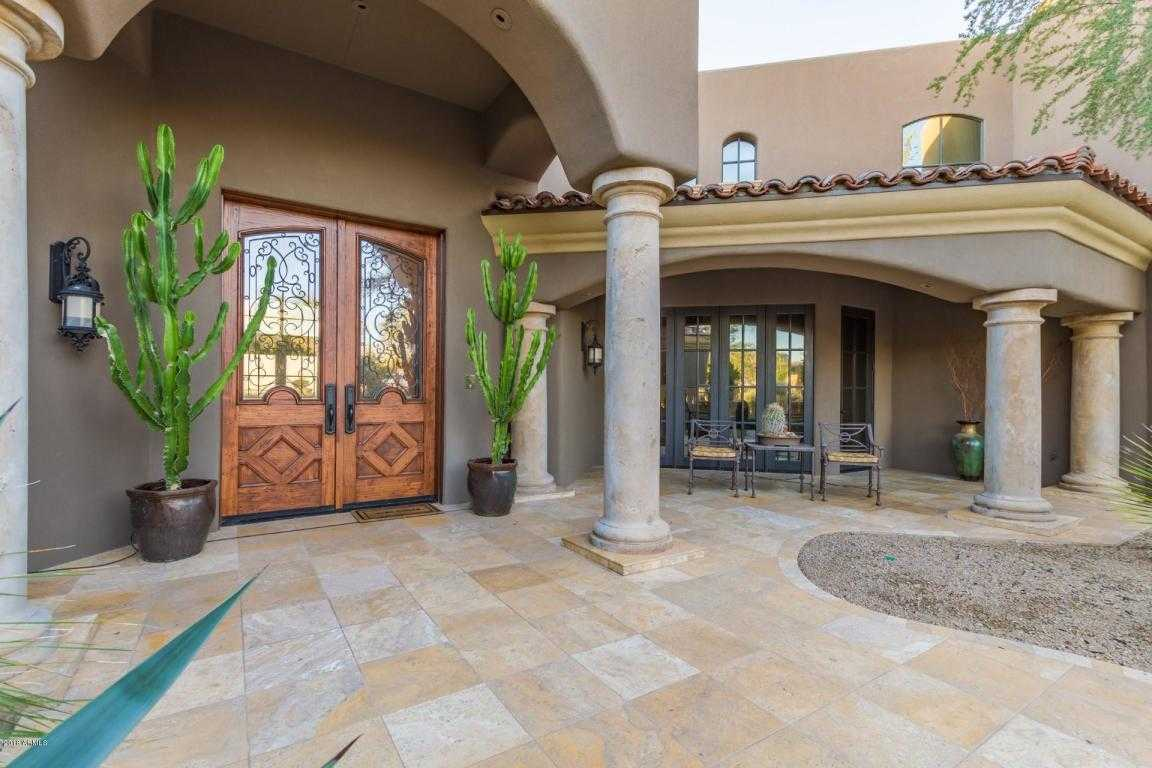 $3,200,000 - 4Br/6Ba - Home for Sale in Mirabel Club, Scottsdale
