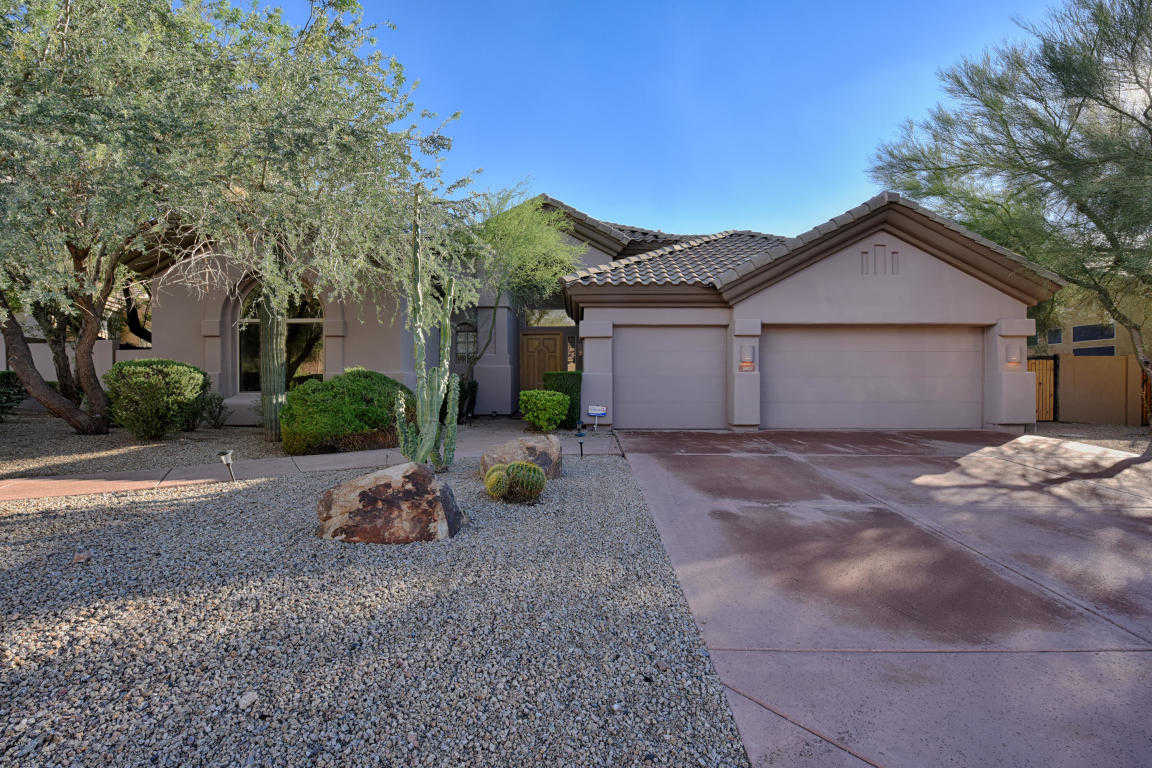 - 3Br/3Ba - Home for Sale in Mcdowell Mountain Ranch Parcel C, Scottsdale