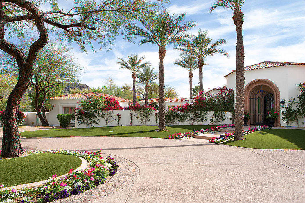 $2,500,000 - 4Br/5Ba - Home for Sale in Desert Jewel Addition, Paradise Valley