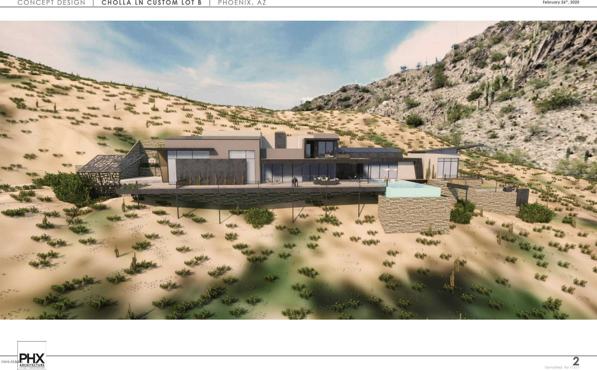 $1,695,000 - Br/Ba -  for Sale in Paradise Valley