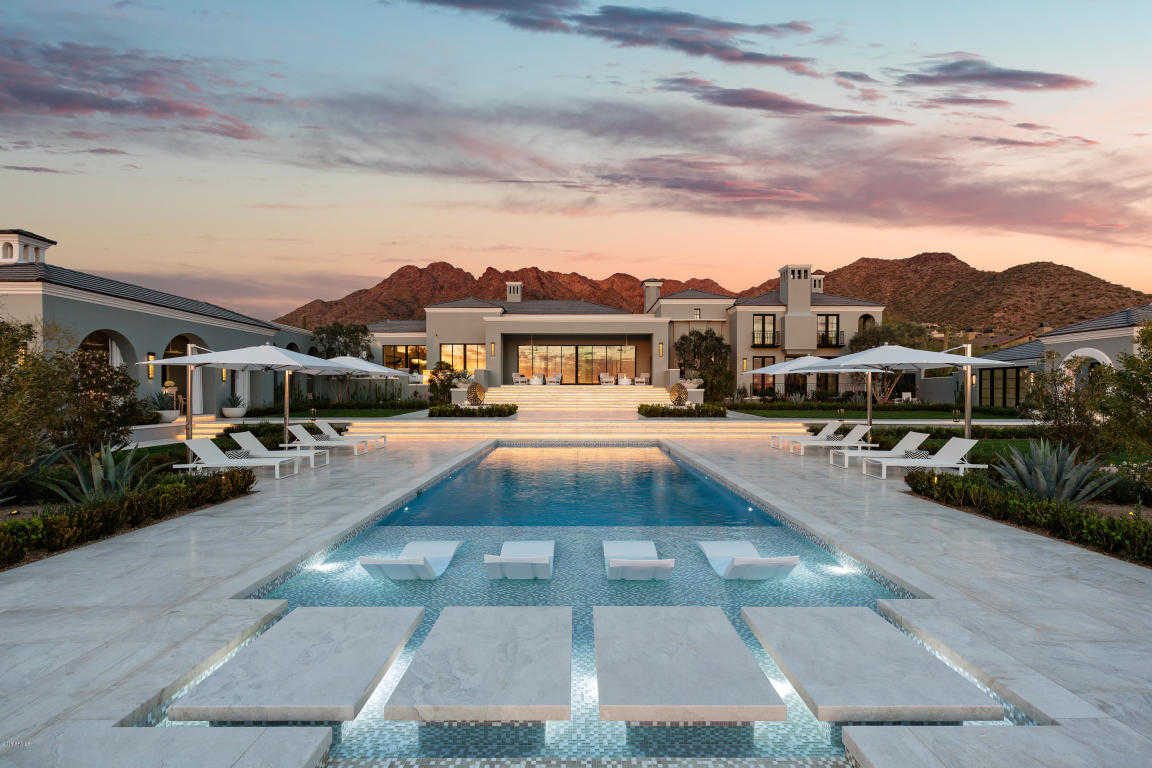 $26,000,000 - 9Br/10Ba - Home for Sale in Silverleaf At Dc Ranch, Scottsdale