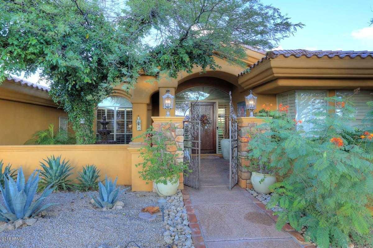 $1,099,000 - 3Br/4Ba - Home for Sale in Troon Fairways, Scottsdale