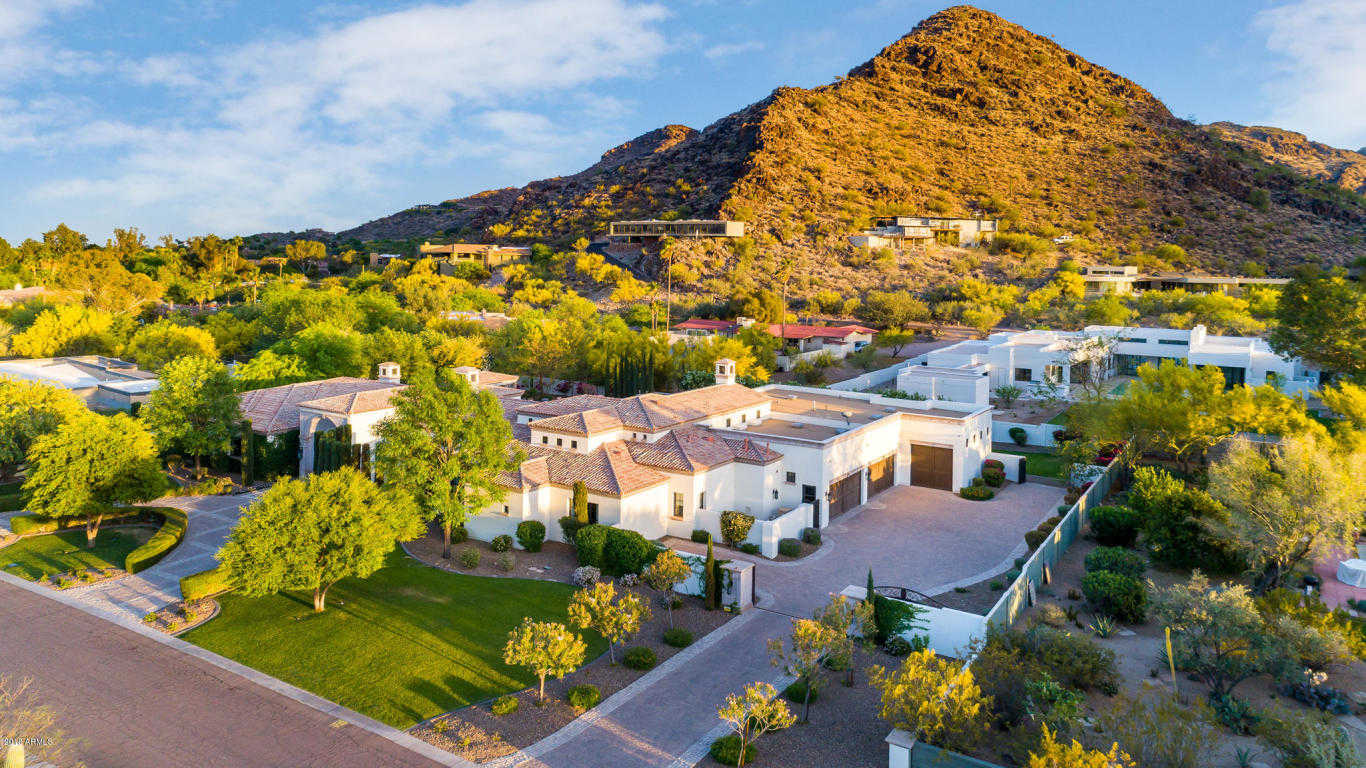 $5,490,000 - 5Br/7Ba - Home for Sale in Turquoise Hills, Paradise Valley
