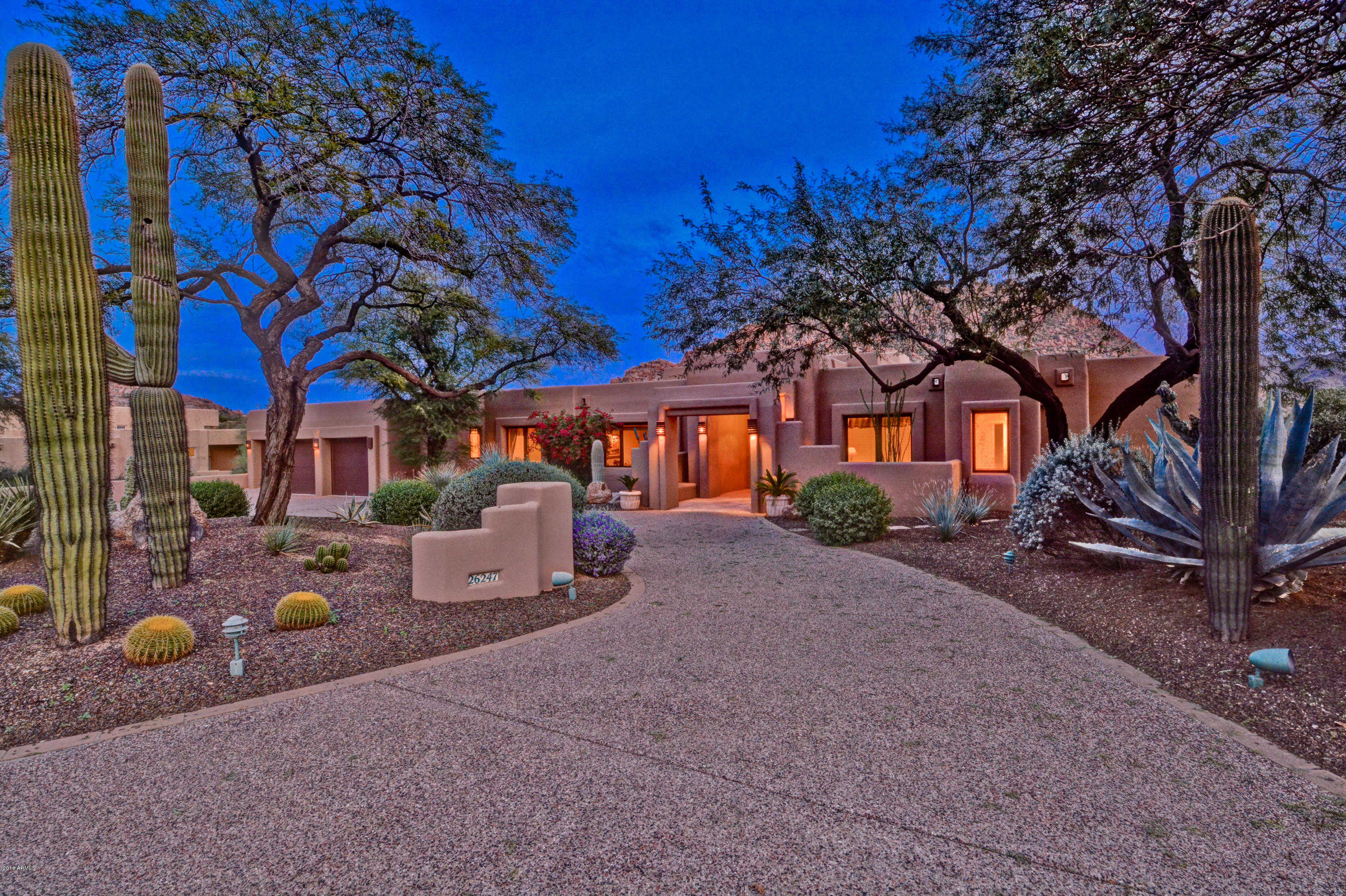 $1,070,000 - 3Br/5Ba - Home for Sale in Troon Fairways Lot 1-107 Tr A-d, Scottsdale
