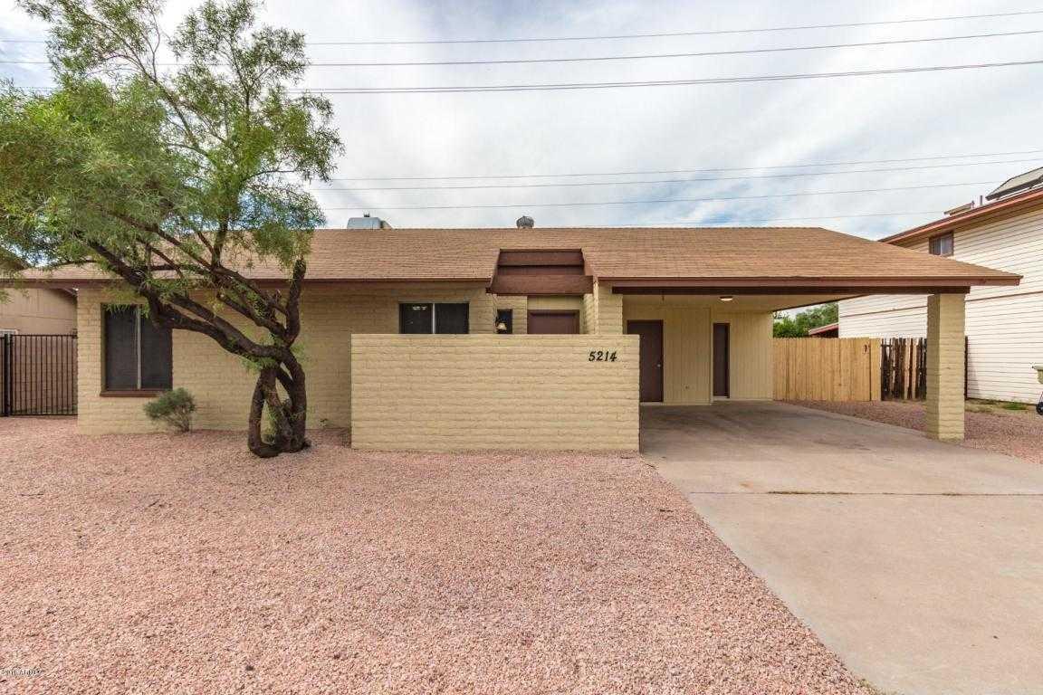 $217,500 - 3Br/2Ba - Home for Sale in Hallcraft West Side Estates, Glendale