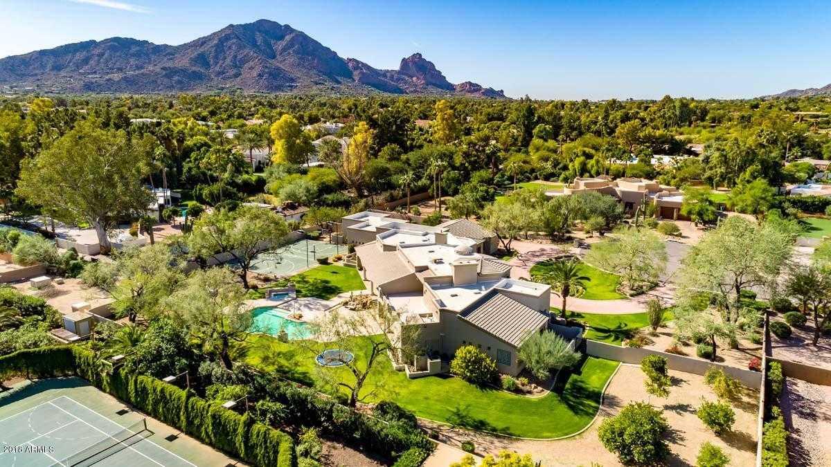 $2,295,000 - 5Br/5Ba - Home for Sale in Vista Camello, Paradise Valley