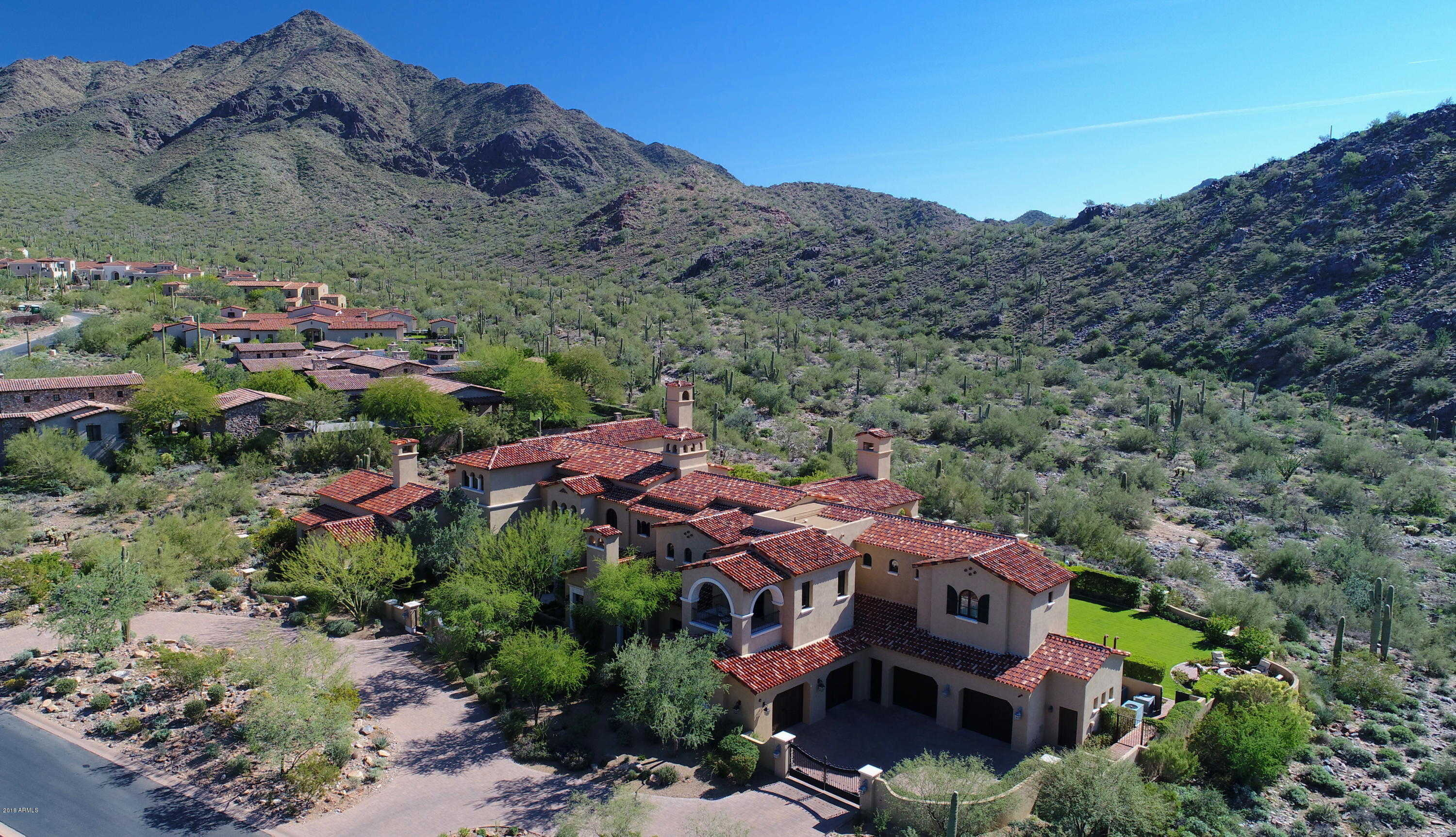 $10,000,000 - 5Br/8Ba - Home for Sale in Silverleaf, Scottsdale