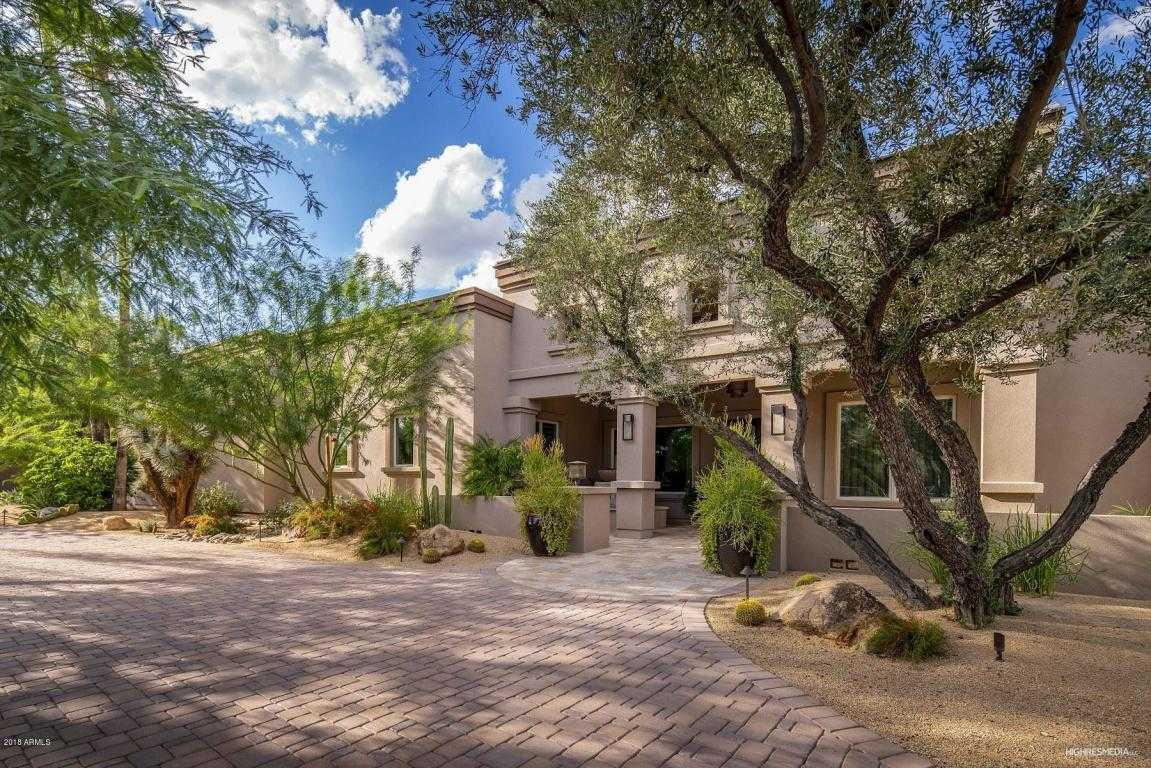 $3,195,000 - 4Br/5Ba - Home for Sale in Mockingbird Lane Estates 4, Paradise Valley