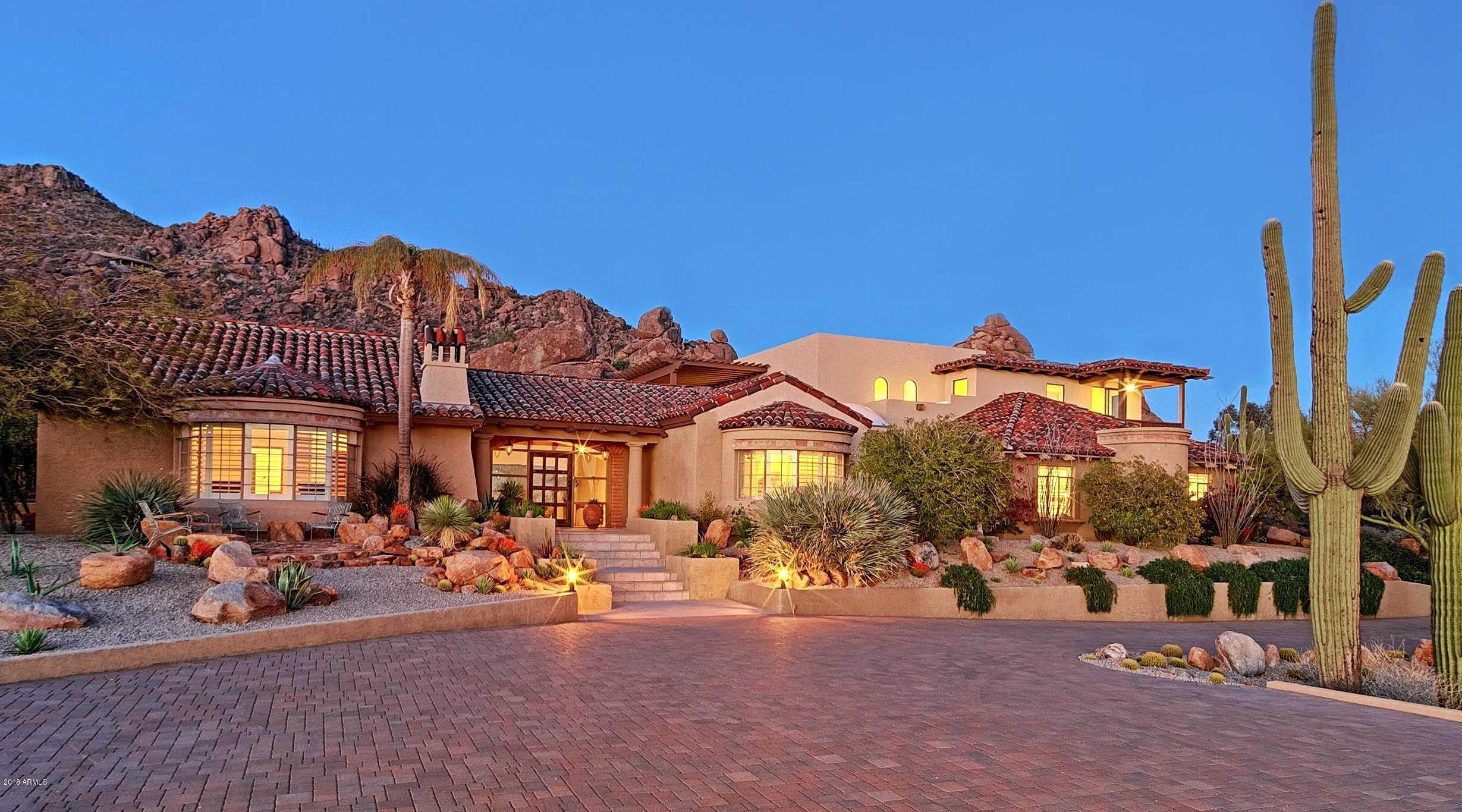 $1,595,000 - 4Br/5Ba - Home for Sale in Carefree Grand View Estates, Carefree