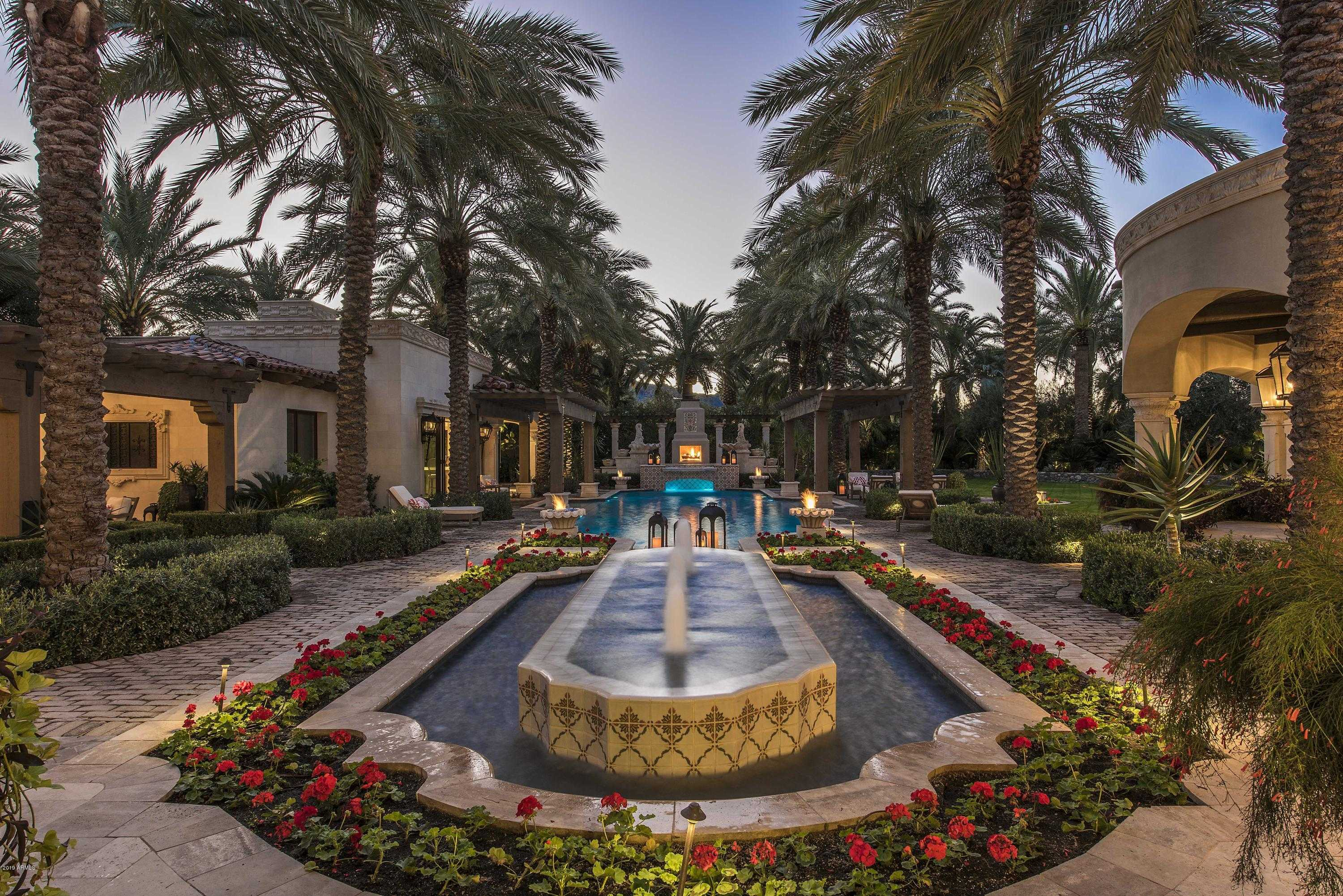 $6,995,000 - 5Br/7Ba - Home for Sale in Gary Estates, Paradise Valley