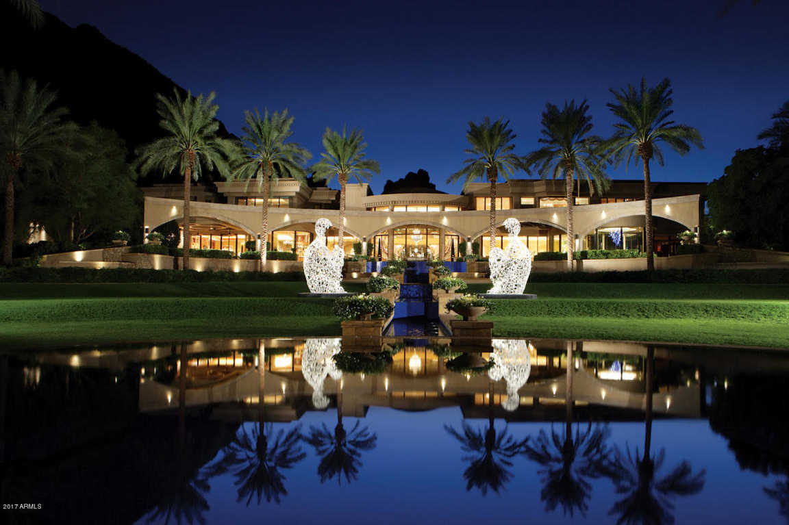 $20,000,000 - 8Br/11Ba - Home for Sale in Camel Dale Properties, Paradise Valley