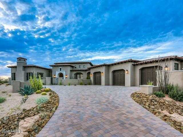 $3,650,000 - 4Br/5Ba - Home for Sale in Mirabel Club, Scottsdale