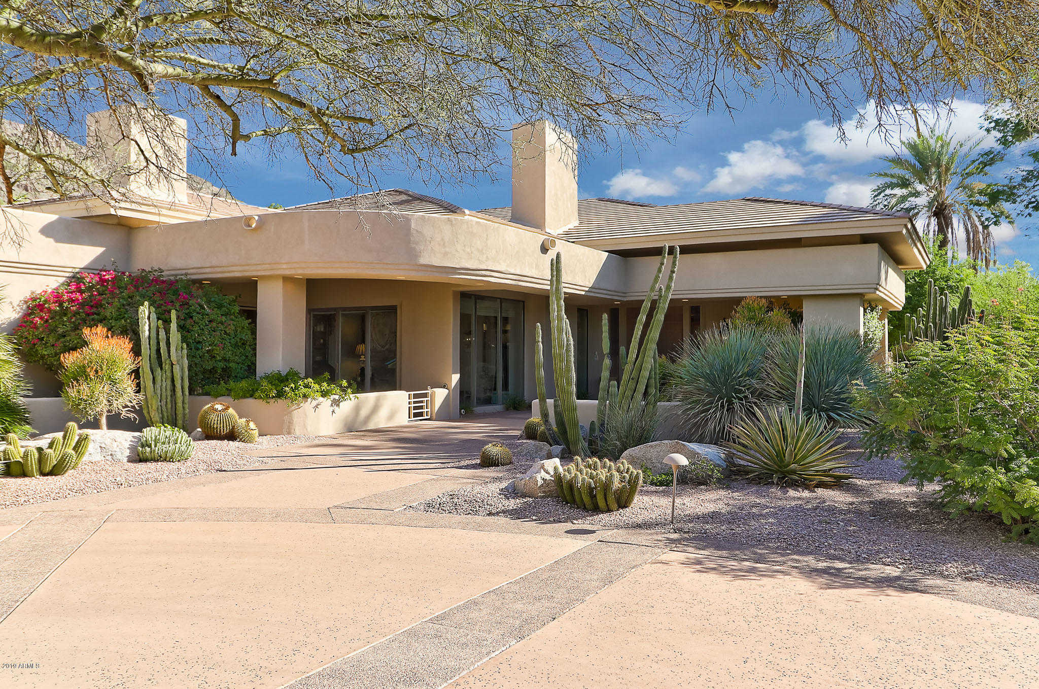 $2,695,000 - 4Br/5Ba - Home for Sale in Whispering Hills, Paradise Valley