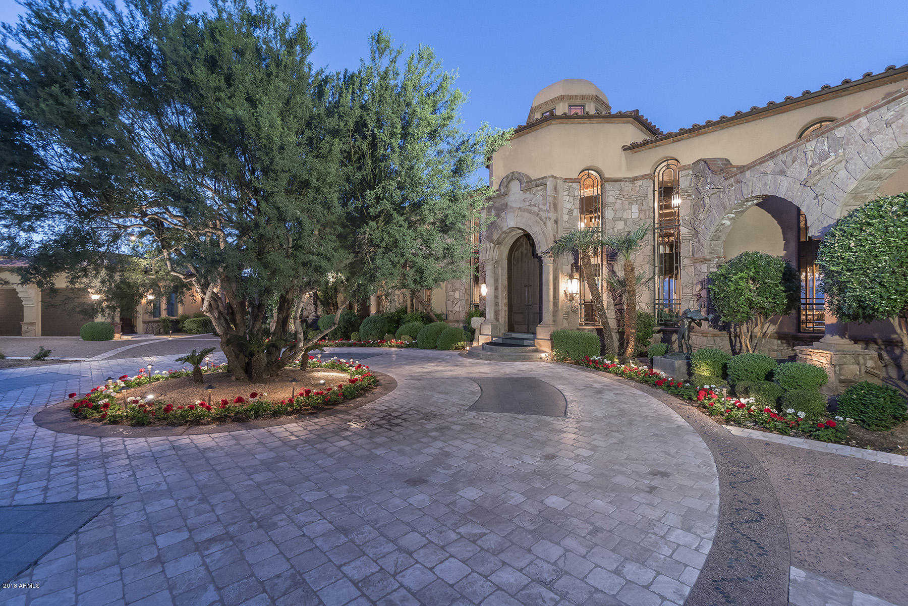 $8,500,000 - 5Br/9Ba - Home for Sale in Camel Dale Properties, Paradise Valley