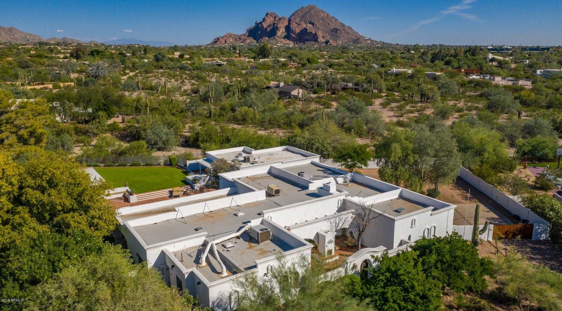 $1,550,000 - 6Br/5Ba - Home for Sale in San Miguel Estates 1, Paradise Valley