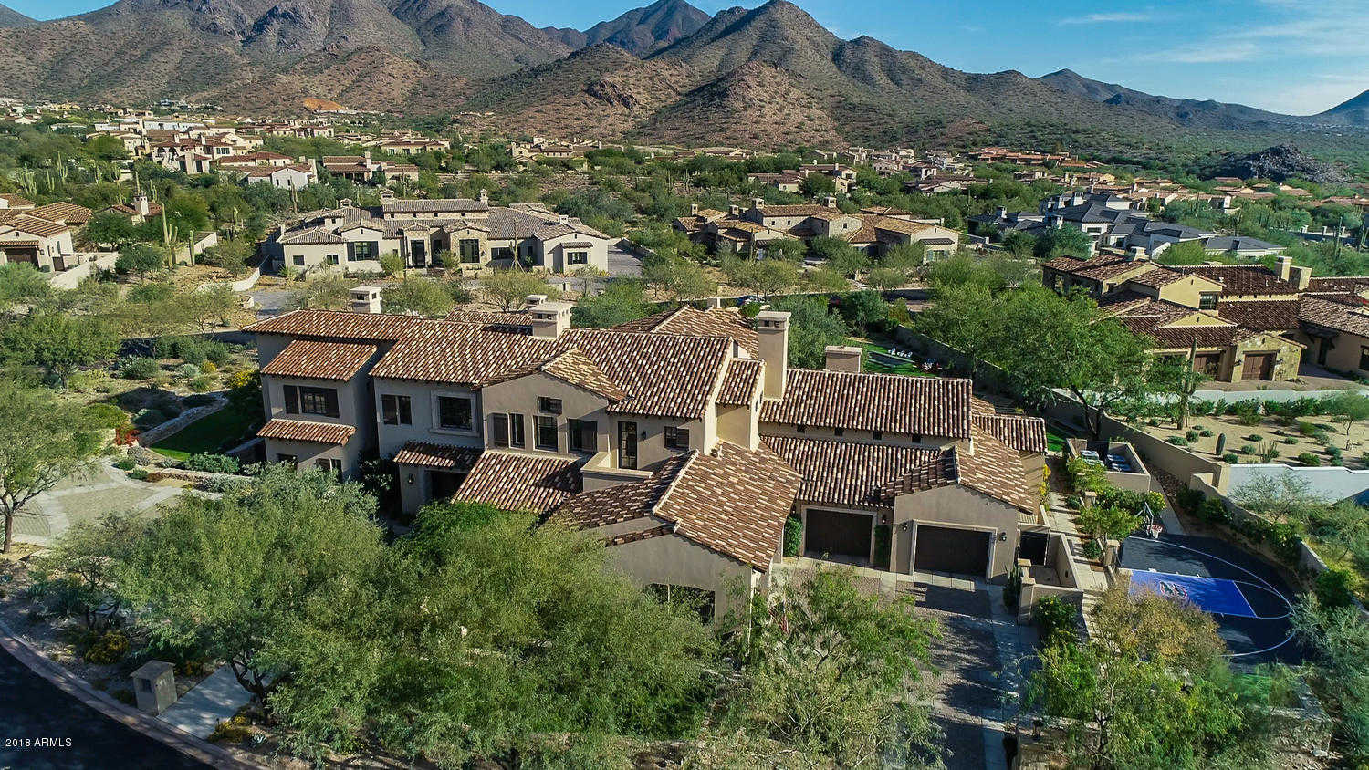 $7,950,000 - 6Br/9Ba - Home for Sale in Silverleaf At Dc Ranch, Scottsdale
