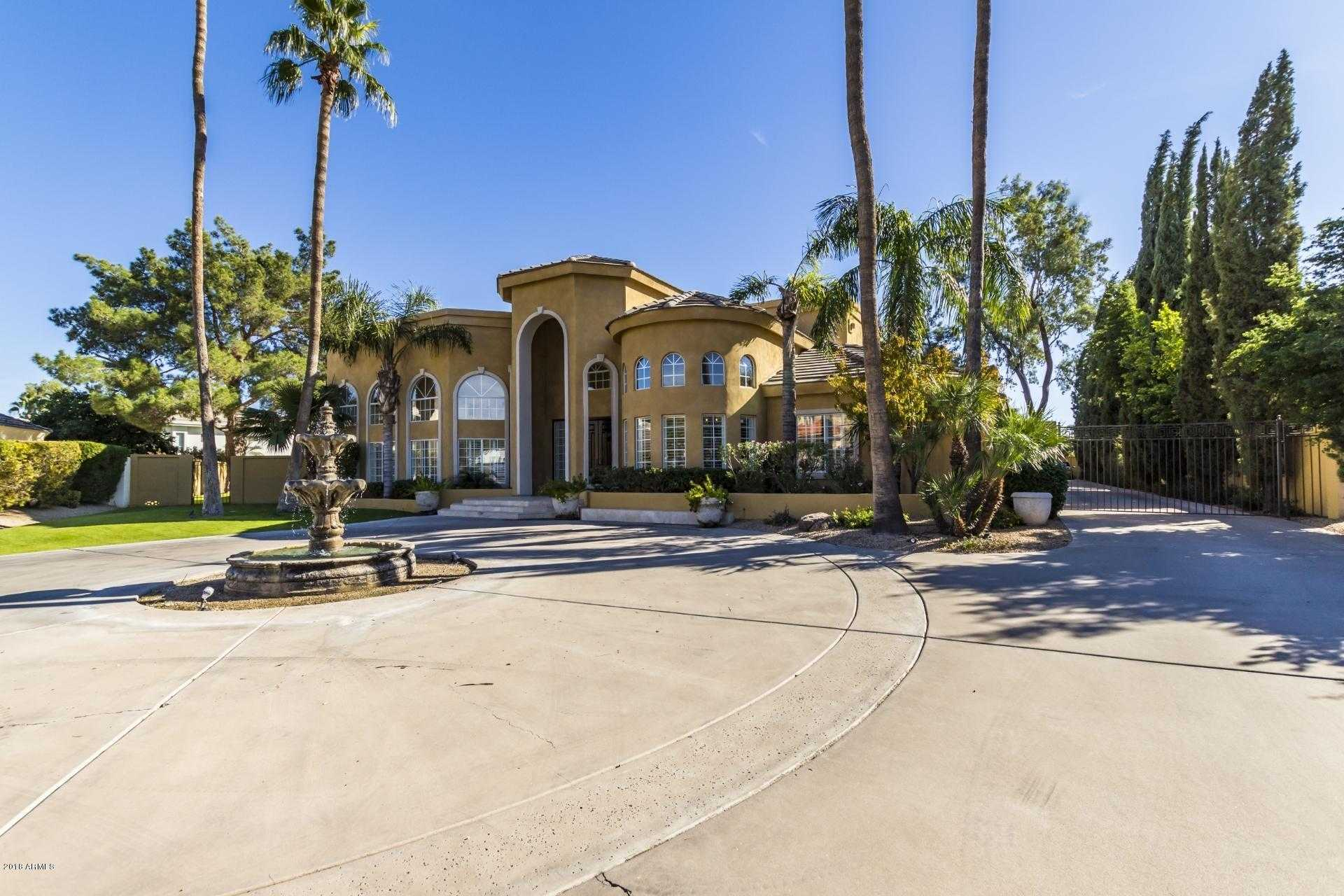 $1,350,000 - 5Br/5Ba - Home for Sale in Merrill Cantatierra Mcr 3, Paradise Valley