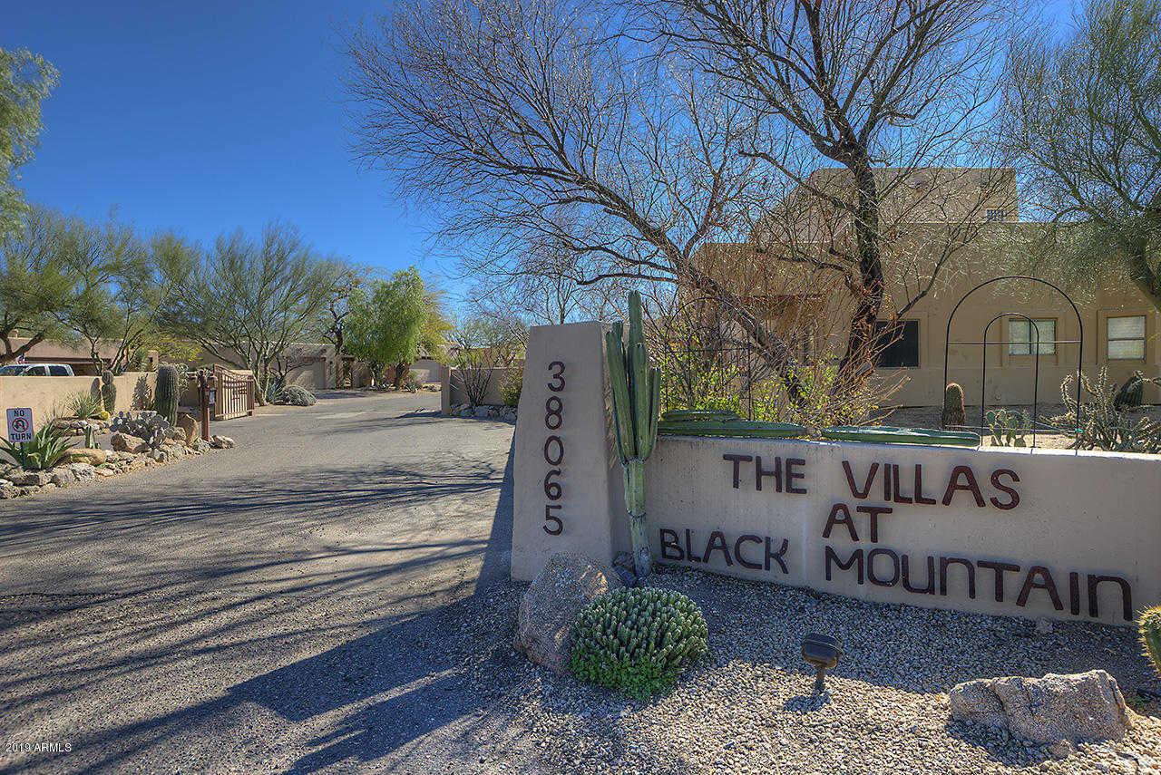 $399,000 - 3Br/3Ba -  for Sale in Villas At Black Mountain, Cave Creek