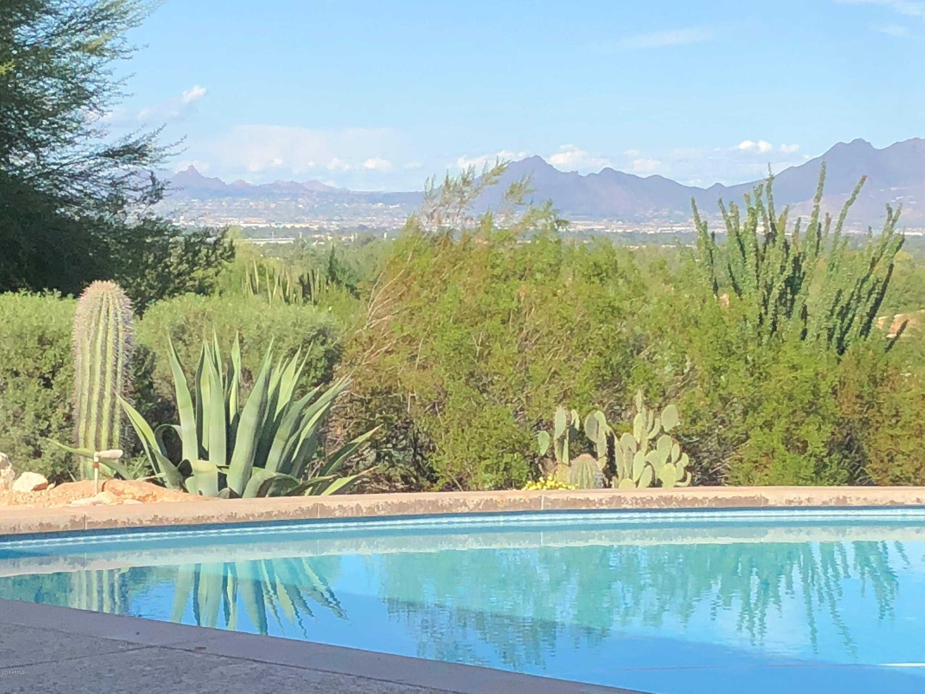 $2,895,000 - 4Br/7Ba - Home for Sale in Mummy Mountain Park, Paradise Valley