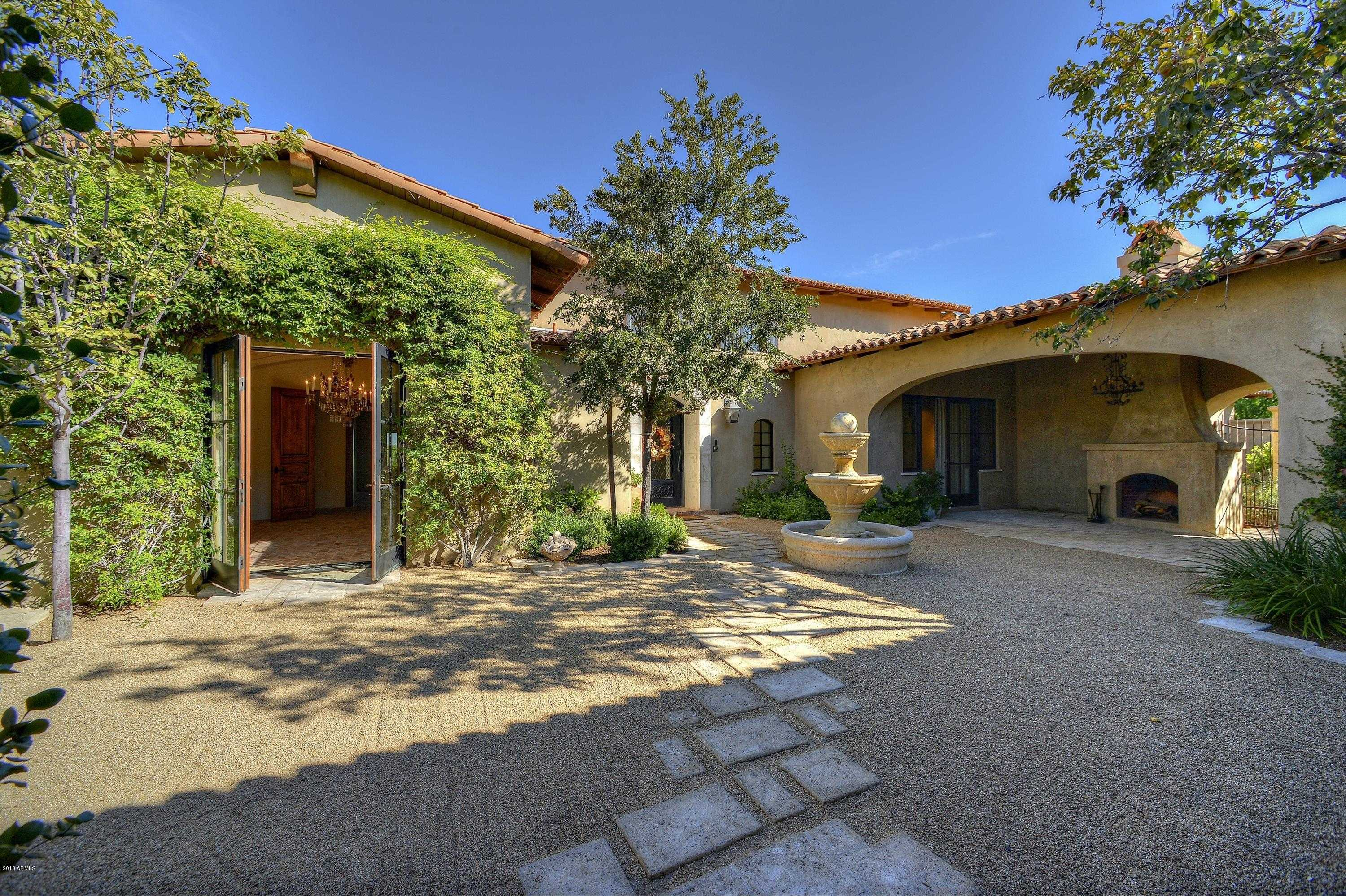 $4,150,000 - 5Br/7Ba - Home for Sale in Mummy Mt Park Lots 32-40, 74-91 & Tr A, Paradise Valley