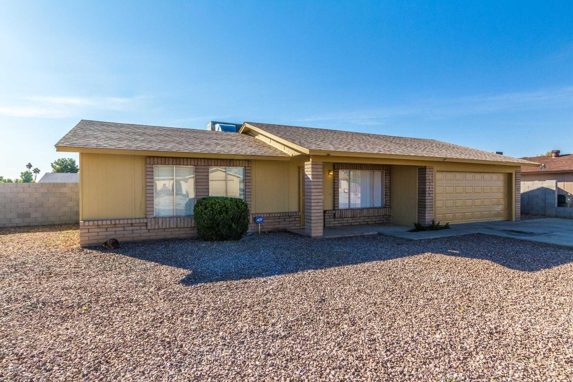 $249,000 - 3Br/2Ba - Home for Sale in Parkview North Lot 1-131, Glendale