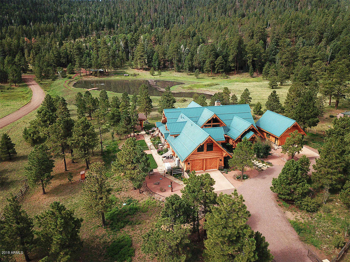 White Mountain Cabins For Sale - Marcella Lambert | Sonoran Sky Real