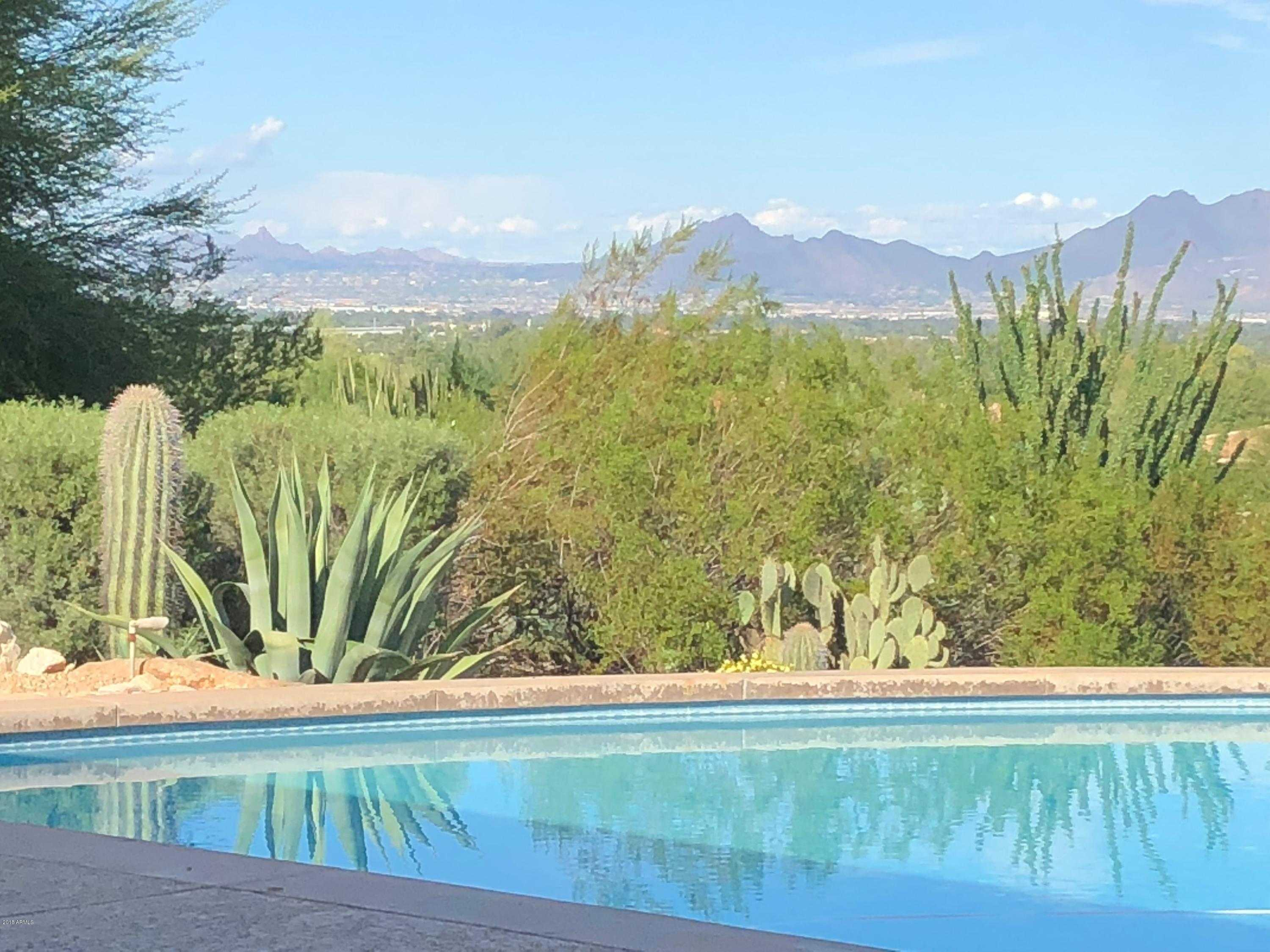 $2,895,000 - Br/Ba -  for Sale in Mummy Mountain Park, Paradise Valley