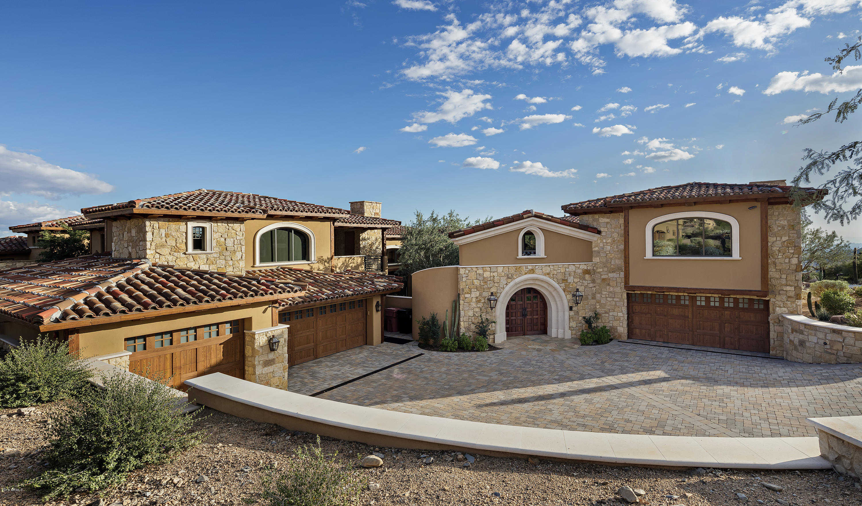 $9,495,000 - 5Br/8Ba - Home for Sale in Desert Mountain Phase 3 Unit 38, Scottsdale