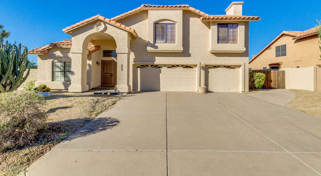 $549,850 - 4Br/3Ba - Home for Sale in Mountainview Ranch Unit 2 Lot 165-288 Tr A, Scottsdale