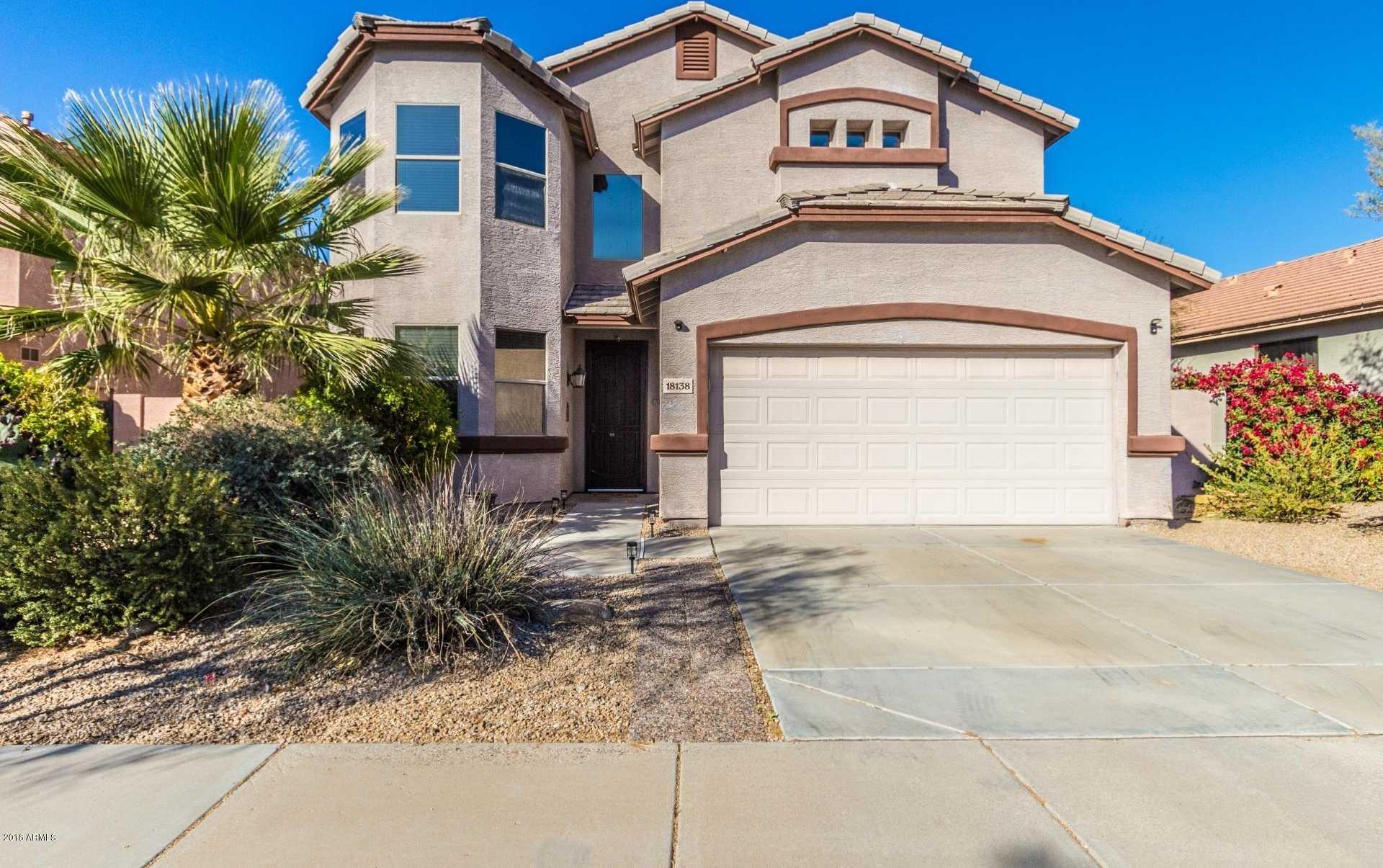 $294,900 - 5Br/3Ba - Home for Sale in Estrella Mountain Ranch, Goodyear