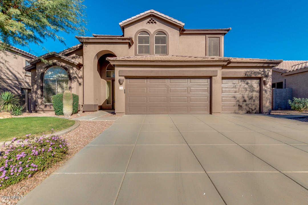 $500,000 - 5Br/4Ba - Home for Sale in Desert Vistas Unit 2 At Las Sendas, Mesa